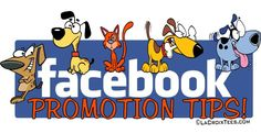 Facebook Promotion Tips for Animal Rescue Groups & Shelters