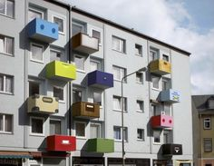 Guerriglia Marketing (Ikea, Frankfurt)