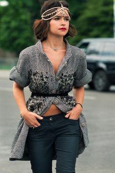Paris Couture Fall 12 - Miroslava Duma