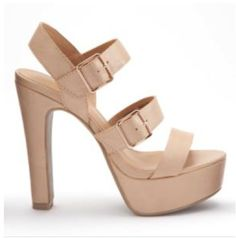favorite nude sandals #heels