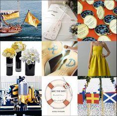 vases & oar. I like the navy vases krista