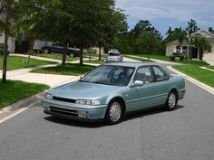 Tara's 1991 Honda Accord LX