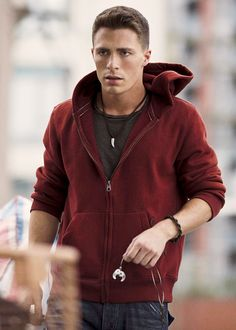 Arrow - Colton Haynes as Roy Harper