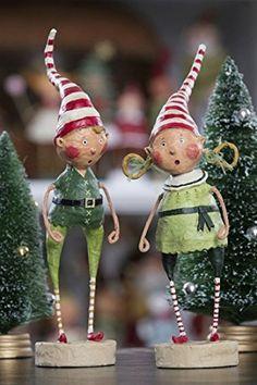 ESC Trading Lori Mitchell - Christmas - Tinker & Tootsie Twinkle Elf - 10603 ESC Trading Company http://www.amazon.com/dp/B00O4J5ZLW/ref=cm_sw_r_pi_dp_pc4Aub0M8SZ3E