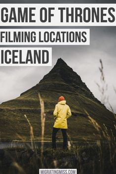 Stunning Game of Thrones Locations in Iceland + Map to Find Them - #gameofthrones #iceland #GOT #travel