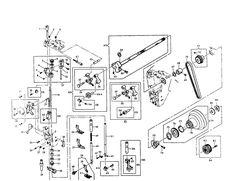 Kenmore 1521 1560 1937 Sewing Machine Threading Diagram