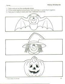 Halloween Crafts For Toddlers, Halloween Games, Holidays Halloween, Halloween Kids, Halloween Decorations, Moldes Halloween, Manualidades Halloween, Adornos Halloween, Bonbon Halloween