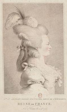 "derwandelndegeist: "" ""Marie Antoinette Queen of France. Marie Antoinette, Versailles, Sophia Coppola, Maria Theresa, Francis I, French Revolution, Louis Xvi, Fashion Plates, 18th Century"