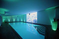 schwimmhalle pool in muelheim