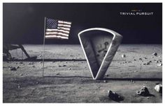 Trivial Pursuit Campaign by Advertising Agency: DDB, Paris, France. Creative Advertising, Video Advertising, Advertising Campaign, Advertising Design, Advertising Ideas, Ads Creative, Creative Posters, Creative Ideas, Trivial Pursuit