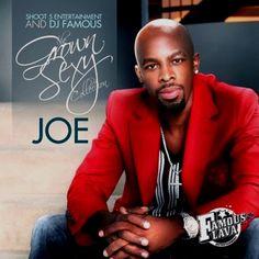 """Grown & Sexy"" Collection R Mixtap Mixtape CD Joe"