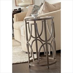 Avalon Heights-Illusion Martini Table in Chelsea - 193-15-16 - Living Room - Stanley Furniture