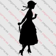 Pegame.es Online Decals Shop  #old #vintage #18th_century #lady #vinyl #sticker #pegatina #vinilo #stencil #decal