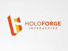 """Dai un'occhiata a questo progetto @Behance: """"HOLOFORGE Interactive"""" https://www.behance.net/gallery/44665871/HOLOFORGE-Interactive"""