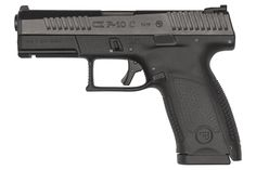 The CZ P-10 C is a polymer-framed striker-fired mid-size service pistol that aims to outperform even the most competitive next-generation poly pistols.