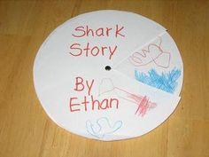 Story Wheel to retell a story, or make up your own Kids Writing, Kids Reading, Writing Ideas, Writing Skills, Teaching Reading, Fun Learning, Teacher Tools, Teacher Stuff, Preschool Ideas