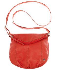 The Sak Handbag, Deena Flap Crossbody Bag - - Macy's- in flame