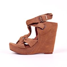 Sixtyseven   T-Strap Wedge