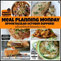 Meal Planning Monday #299
