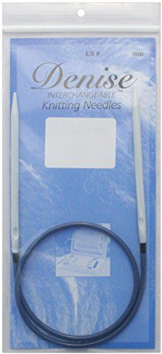 Denise Needles 955mm Interchangeable Circular Needle 38Inch -- Read more reviews of the product by visiting the link on the image.(It is Amazon affiliate link) #america