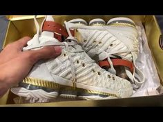 2081c57486da Nike LeBron 16 HFR Unboxing