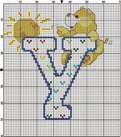 Monograma dos Ursinhos Carinhosos