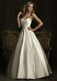Allure Bridals 8919 - OOH!  Less expensive alternative to my favorite!  Add a sash or belt with some sparkle and it would be amazing!