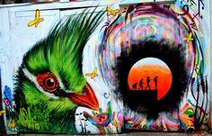 brick lane street art - Google Search