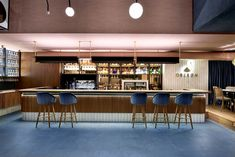 Oberon Cafe-Bar by Minas Kosmidis-Architecture In Concept