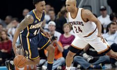 """NBA Today   Cavaliers still in search of defense after Game 1 win = NBA Today complements Keith Smith's """"NBA Yesterday"""" feature, """"The Skip Pass."""" While Smith's feature emphasizes what we """"saw,"""" this will focus on what to look for in the night's upcoming games….."""