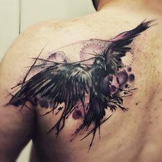 tattoo raven - Recherche Google