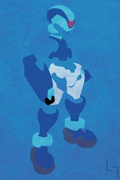 Copy X, Megaman Zero