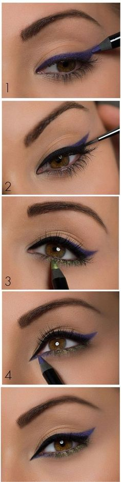 ❤️❤️❤️❤️  very simple and elegant for those of us that don't wear a lot of make-up