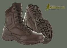 Brown Magnum Viper Boots At Military1st