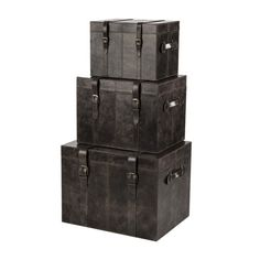 Oxford Trunk set Trunks, Oxford, Leather, Inspiration, Collection, Drift Wood, Biblical Inspiration, Tree Trunks, Oxfords
