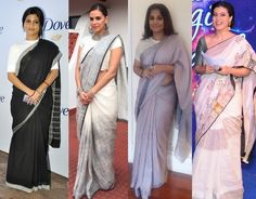 Elegance of Formal Sarees