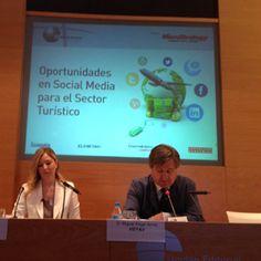 Las oportunidades en social media para el sector #Turístico