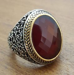 Silver Jewelry Made In Mexico Mens Silver Necklace, Sterling Silver Mens Rings, Silver Earrings, Cheap Silver Rings, Vintage Style Rings, Ruby Stone, Rose Gold Jewelry, Silver Man, Wholesale Jewelry