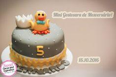 Sweet Cucas and Cupcakes by Rosângela Rolim: Gostosura de Mesversário!