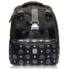 Buy your MCM - Jemison Backpack from Urban Garmz and find other great designer menswear brands with discounts up to off. No discount codes needed for our collection of men's fashion clothing! Mens Designer Accessories, Mcm Belt, Men's Fashion Brands, Mens Clothing Styles, You Bag, Separate, Diaper Bag, Wallets, Menswear