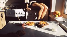 cinemagraphs / animated photography / french toast on Behance