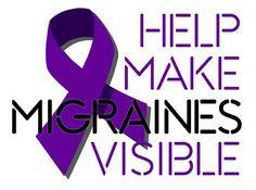 Help make Migraines visible