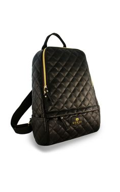 Vegan PU, made from recycled plastic! Score! http://modavanti.com/the-cougar-quilted-in-black-by-gunas/