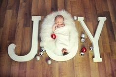 Newborn Baby Child Photography Prop Digital Backdrop for Photographers -Christmas Holiday JOY on Etsy Newborn Christmas Pictures, Holiday Pictures, Newborn Pictures, Baby Photos, Winter Baby Pictures, Newborn Pics, Baby Newborn, Family Pictures, Photography Props Kids