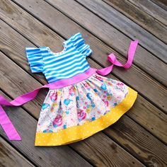Easter Bunny dressGirls egg hunting by SweetWhitePeony on Etsy