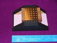 Pyramid Shaped Art Box by CustomBox on Etsy, $20.00