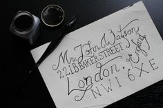 221B Baker Street by Ashley Elizabeth on Etsy