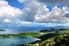 One of the best views on St. Thomas is found at Drake's Seat overlooking Magens Bay. Local legend says that Sir Francis Drake himself once moored here, but today it's home to one of the best beaches in the world.