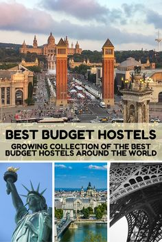 Our growing collection of the best budget hostels around the world. From…