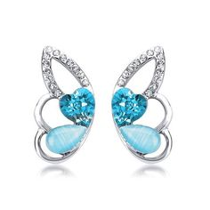Spread Your Wings Stud Earrings - PAIRIE